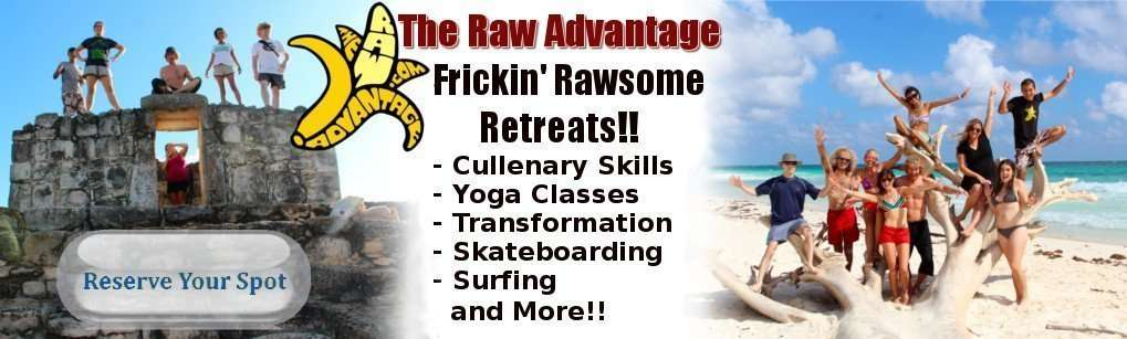 The Raw Advantage Retreats