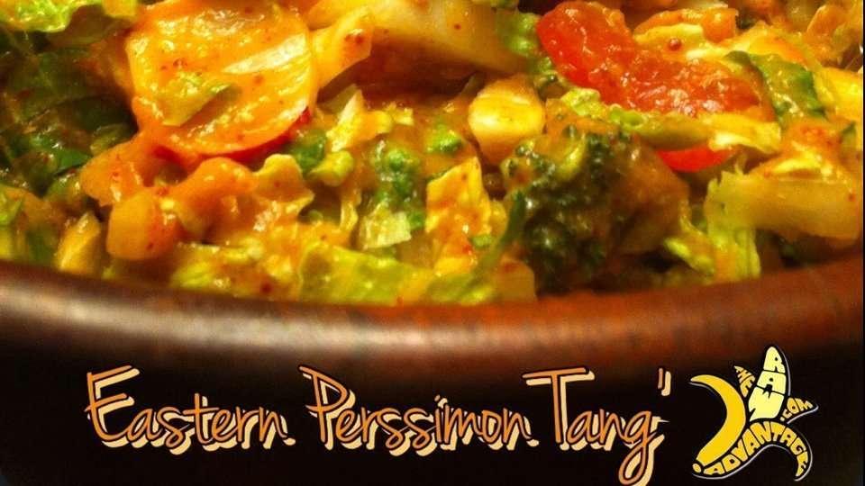 Eastern Persimmon Tang'