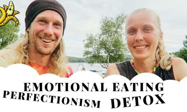 How to Stop Emotional Eating, Endless Detox Paranoia and More! Interviewed by Aga in America