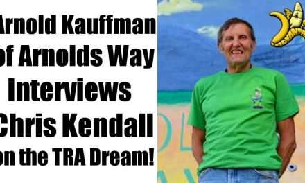 Arnold Kauffman interviews me on the TRAdream