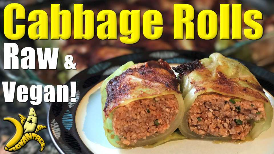 Cabbage Rolls | Raw Recipes