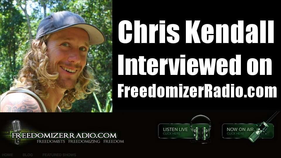 Chris Kendall on The Vegan Truth Live on FreedomizerRadio.com