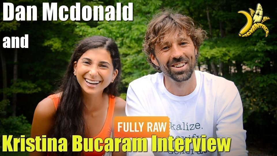 "TRA Interviews Dan ""The Life Regenerator"" McDonald and Kristina Carrillo-Bucaram"