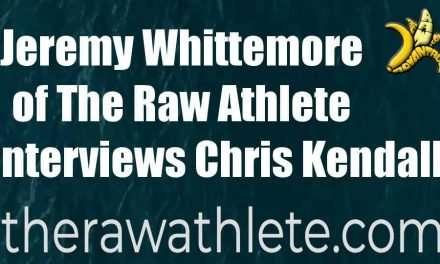 My interview on theRawAthlete