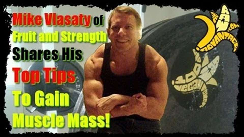 Mike Vlasaty Shares his Top 3 Tips For Gaining Muscle Mass