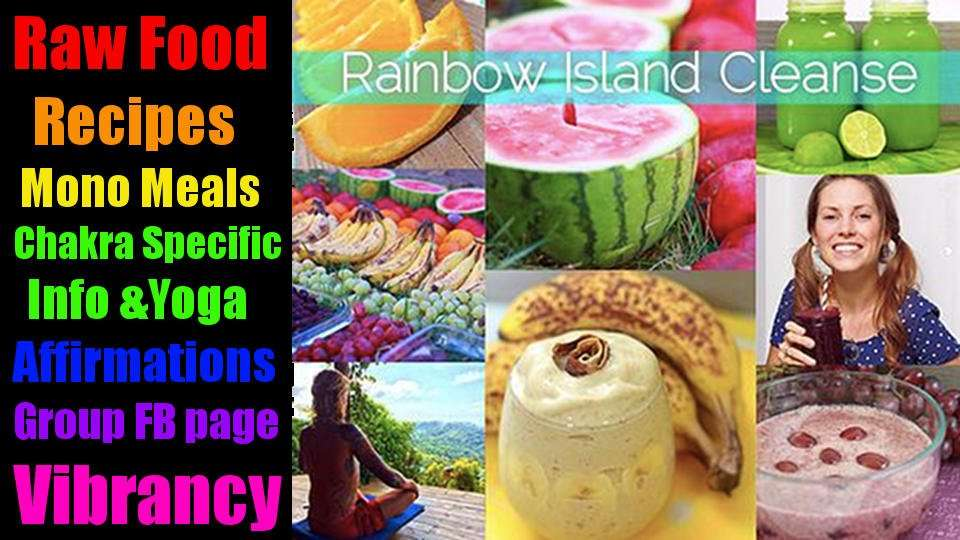 Introducing The Rainbow Island Cleanse!