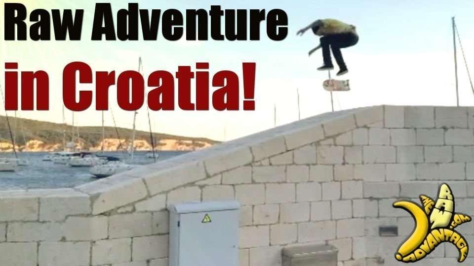 Raw Adventure in Croatia!
