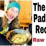 The Best Pad Thai Recipe | Raw Vegan Recipes