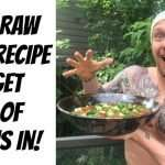 Best Raw Food Recipe to Get Lots of Greens In!