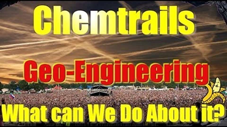 Chemtrails / Geoengineering, What we can do about it?