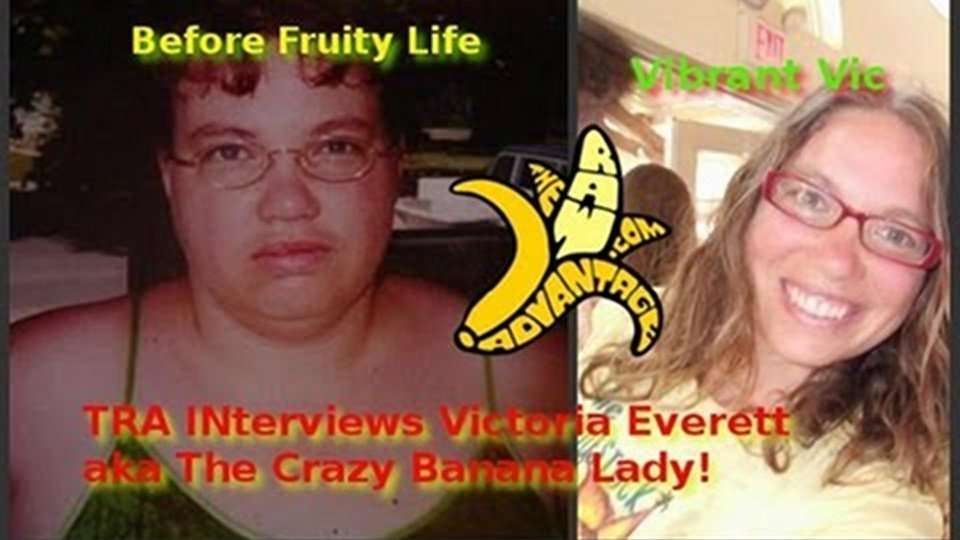 TRA Interviews Victoria Everett The Crazy Banana Lady!