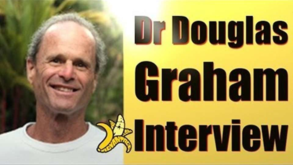 Dr Douglas Graham Interview on Raw Divides and Woodstock Fruit Festival