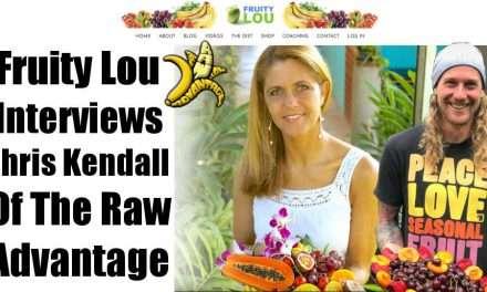 Fruity Lou Interviews Chris Kendall