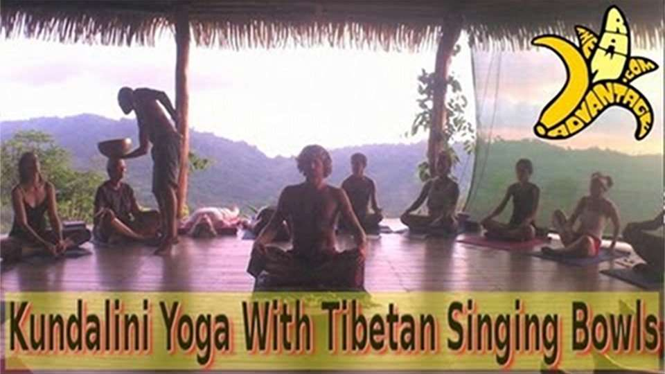 Full Kendalini's Kundalini Yoga Class with Tibetan Singing Bowls
