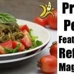Presto Pesto Recipe Featured In Refined Magazine!