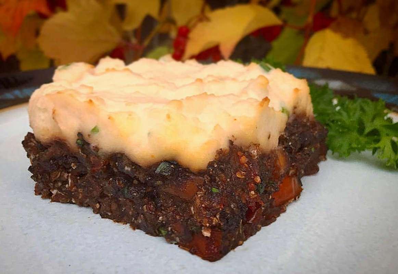 raw vegan shepherds pie chris kendall the raw advantage